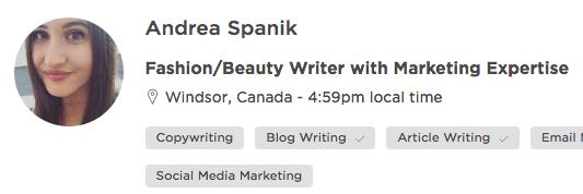 freelance writing jobs for fashion bloggers