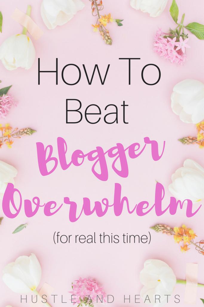 beat blogger overwhelm