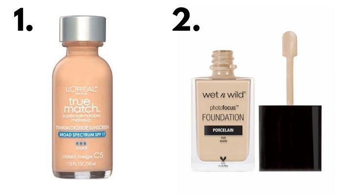 best drugstore foundation
