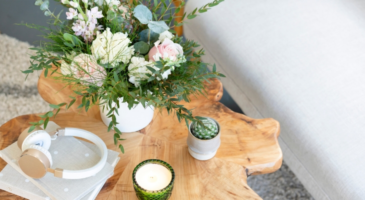 flowers for your space